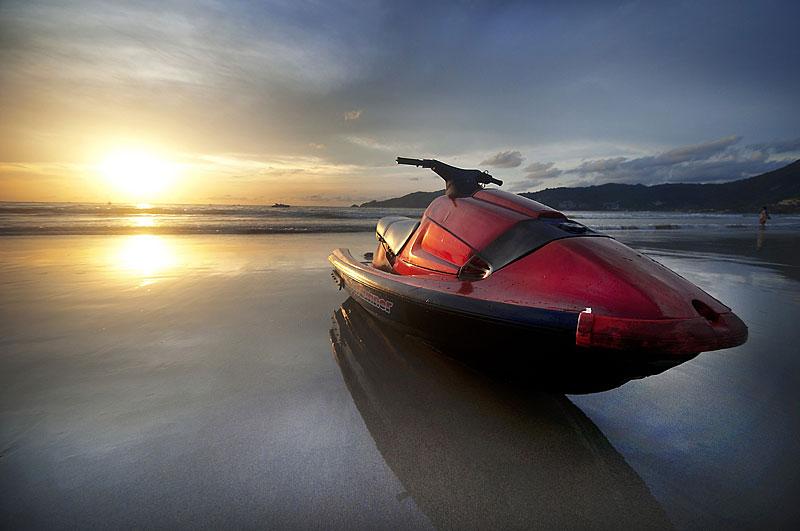 Alquiler motos acuáticas Altea, Alicante