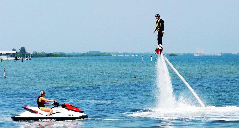 Flybard moto de agua Altea