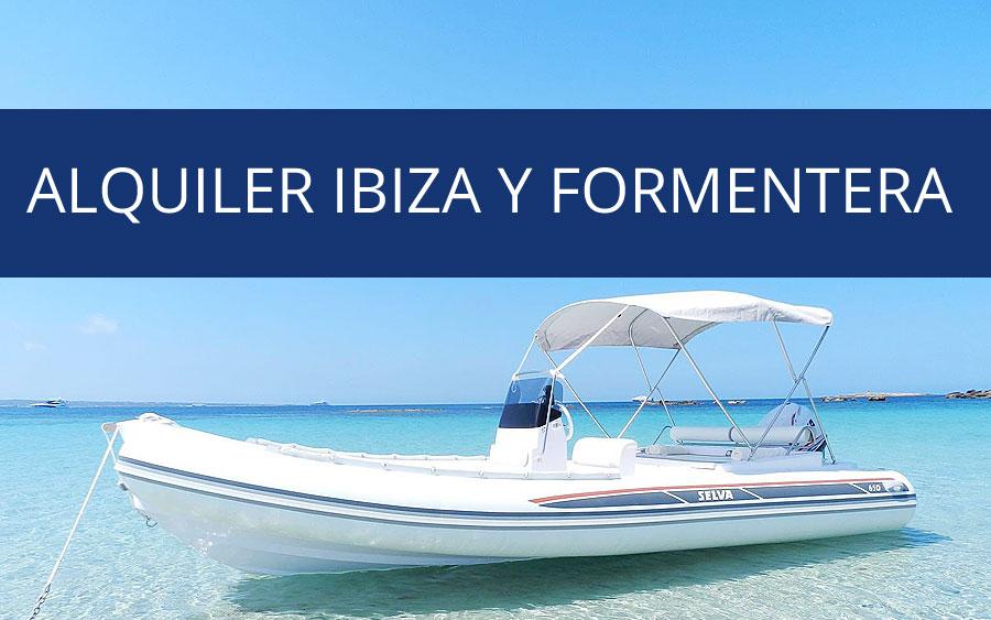 Alquiler Ibiza y Formentera